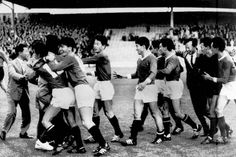 North Korea shocks Italy in the 1966 football world cup