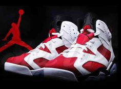 official photos 2681c 3a745 Here is a detailed look at the 2014 Air Jordan 6 VI Carmine Sneaker, these  are just too Dope but I hate this Blue Icey sole I do gotta say.