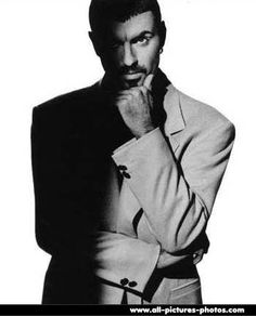 George Michael Studied his music, read his trials and tribulations.. It's all black and white.. No shades of grey..