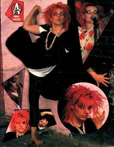 Nina Hagen, El Rock And Roll, Punk Rock Girls, Post Punk, Pulp Fiction, My Music, Icons, Lady, Musicians