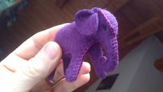 Purple baby elephant - wool stuffed elephant - wool felt animal - role play- gift for children - toy for girls-natural gift for Woman Best Baby Gifts, Baby Boy Gifts, Cute Gifts, Baby Elephant, Stuffed Elephant, Purple Elephant, Giraffe, Natural Toys, Purple Baby