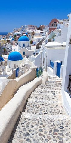 Santorini is a stunning Greek island spooning a lagoon, a vast crater left by on. Santorini is a s Vacation Places, Dream Vacations, Vacation Spots, Vacation Destinations, Greece Destinations, Italy Vacation, Holiday Destinations, Most Romantic Places, Beautiful Places To Travel