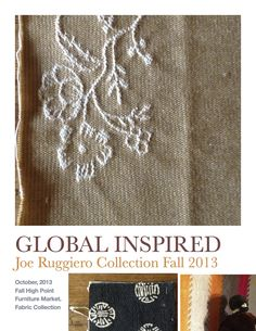 New International Inspirations from France, Sweden,Italy, Japan & America. Fabric Board, High Point Market, International Style, Travel Abroad, Textiles, Sweden, Countries, Pattern, Boards