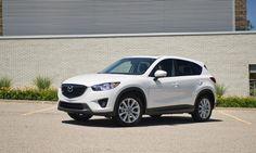 2014 Mazda CX -5 2014 Mazda CX-5 White – TopIsMag