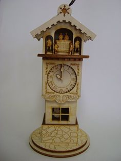 Ginger Cottages  Clock Tower GC109 >>> This is an Amazon Affiliate link. Find out more about the great product at the image link.