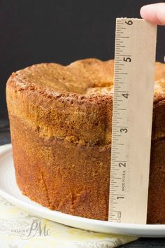 Mile High Pound Cake recipe a tall beautiful pound cake recipe That's moist, indulgent, buttery and soft.