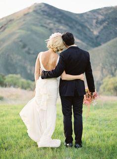 Colorado summer wedding :)