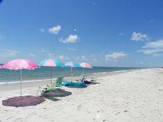 The East End beach on St. George Island #SGI #Florida