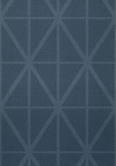 CAFE WEAVE TRELLIS, Navy, T364, Collection Texture Resource 6 from Thibaut