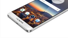 OPPO R7 Plus, not the most orignal phone out there. But definitely a pretty one.