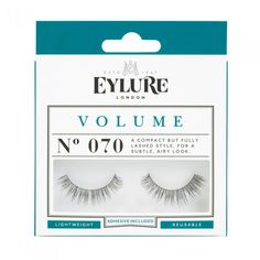 Volume 070 | Lashes | Eylure