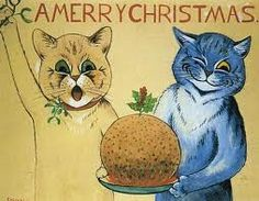 merry christmas cats - Google Search