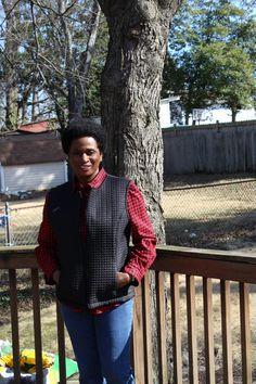 B5683 Quilted coating vest. Read about it on the blog.