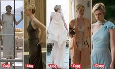 Elizabeth Debicki, who plays Jed in the hit BBC1 drama, has one of the most enviable wardrobes in recent TV history. Now the series' costume designer reveals her styling secrets.