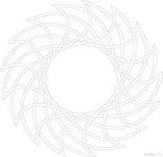 COLOR ME - Lattice 5 by Daellus.deviantart.com on @DeviantArt
