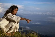 Kogi, the native people of Colombia, believe themselves to be in possession of knowledge which may help save mankind.