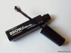 Maybelline BROWDrama Sculpting Brow Mascara - Review