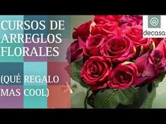 Regala Cursos de arreglos florales y flores (Laura Opazo)   Qué regalo +...