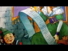 Rumpelstiltskin Fairy Tale Bedtime Story video on You Tube