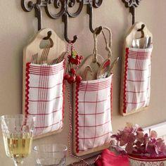 DIY: porta oggetti country style