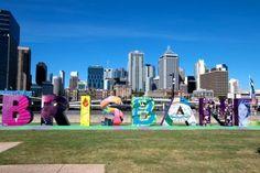 Brisbane Australia #AustraliaTravelBrisbane