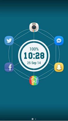 Cobo Launcher é um aplicativo gratuito para Android que traz vários temas para aplicar à interface do telefone. Além de capas...