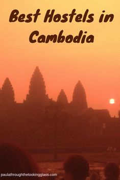 Wondering what the best backpacker #hostels in #Cambodia are? Look no further CLICK HERE!