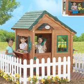 Found it at Wayfair - Mayfield Cottage Playhouse