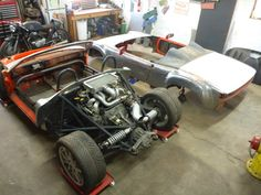 Suby powered 914 Speedster