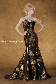 Renta tu vestido en Bina Boutique! www.binaboutique.com