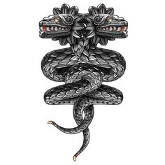 T-Shirts, Quetzalcoatl ( flying snake. Aztec Tattoo Designs, Free Tattoo Designs, Tattoo Designs For Girls, Mayan Tattoos, Viking Tattoos, Polynesian Tattoos, Armband Tattoo, Tattoo Arm, Badass Tattoos