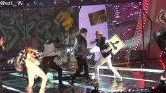 140123 SEOUL MUSIC AWARDS N.O & No more dream - 방탄소년단(BTS) fancam