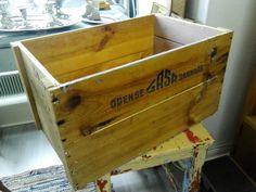 Puinen laatikko