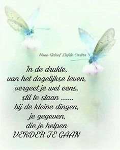 Hoop, geloof en liefde...