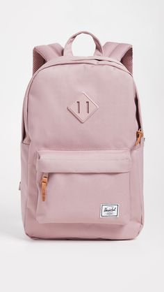 Heritage Mid Volume Backpack- Herschel Supply Co. Heritage Mid Volume Backpack - Source by bags_ff Bags Mochila Herschel, Herschel Backpack, Backpack Bags, Diaper Backpack, Messenger Bags, Retro Backpack, Duffle Bags, Mochila Adidas, Cute Backpacks For School