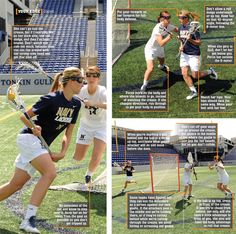 Your Edge: New Rule, New Tactic for Women - Lacrosse Magazine