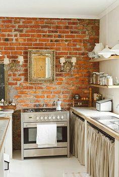 8 Ιδέες Διακόσμησης Σε Βιομηχανικό Στυλ Vol.2: Κουζίνα   Misswebbie.gr