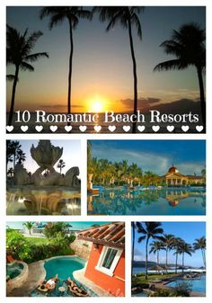 Get Away Today Vacations - Official Site - 10 Romantic Beach Resorts