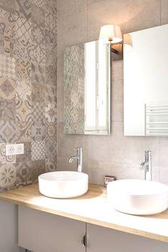 10 Far-Sighted Tips AND Tricks: Bathroom Remodeling Tile bathroom remodel double sink tile.Bathroom Remodel Before And After Tile. Diy Bathroom Remodel, Shower Remodel, Bath Remodel, Kitchen Remodel, Bad Inspiration, Bathroom Inspiration, Bathroom Ideas, Bathroom Quotes, Budget Bathroom