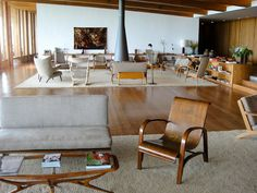 Hotel Fasano Boa Vista - some FAB mid-century pieces in here (if not all of 'em).  ;)