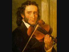 Concierto de violín Paganini -