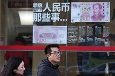 GLOBE NEWS : INDONESIA NEWS-JAKARTA POST-Report: China's yuan t...