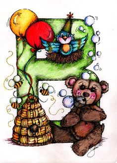 B is for Bear | Flickr - Photo Sharing!