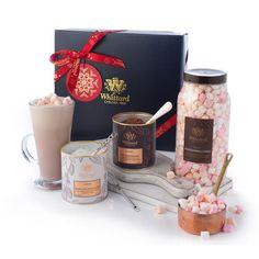 nom nom Chocolate Flavors, Chocolate Box, Hot Chocolate Hamper, Hot Chocolate Gifts, Whittard, V60 Coffee, Coffee Art, Winter Treats, Christmas Gift Guide