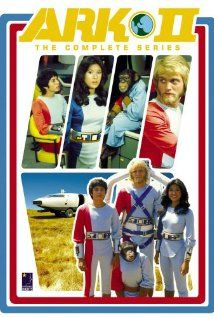 Ark II (1976) Sci-Fi TV Series