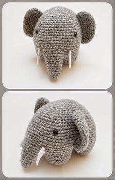Elefante | AMIGURUMIES