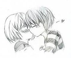 Le style de dessin mangas manga pinterest manga - Dessiner un bisou ...