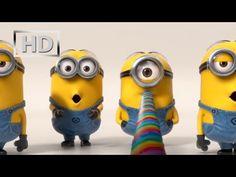 Despicable Me 2 | Minions Banana Song (2013) SNSD TTS - YouTube