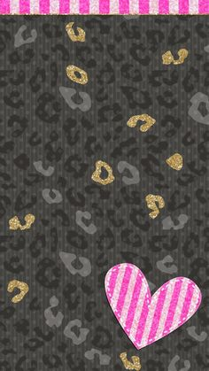 Wallpaper on We Heart It Sassy Wallpaper, Love Wallpaper Backgrounds, Rose Gold Wallpaper, Bling Wallpaper, Cool Wallpapers For Phones, Hello Kitty Wallpaper, Heart Wallpaper, Cellphone Wallpaper, Wallpaper Iphone Cute