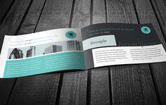 RW Neo Business Brochure on Behance